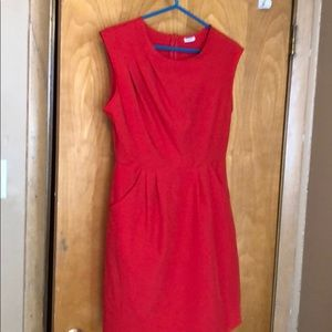 Charming Charlie Red Summer Dress size medium.